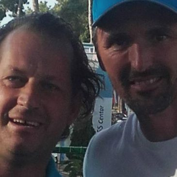 Goran Ivanišević comes to golf in Slovenia?
