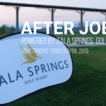 Video: AFTER JOB 9 Powered by ZALA SPRINGS GOLF RESORT