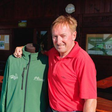 Bojan Križaj replaced ski for golf